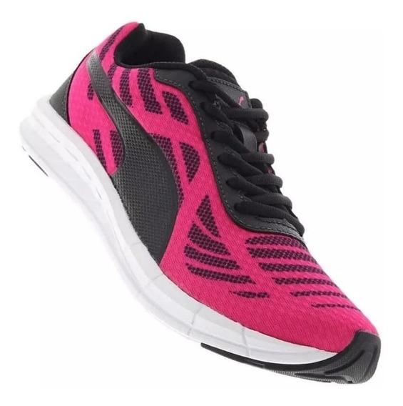 Tênis Meteor Puma - Pink