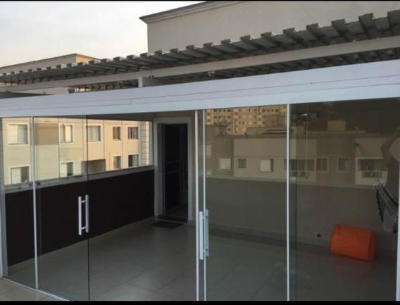 Apartamento Cobertura Duplex 3dorms, 1 Suíte, 125mts