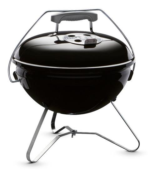 Weber Asador Carbón Portátil Smokey Joe Premium 14 Pul 40020