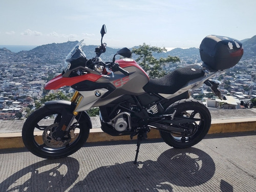 Imagen 1 de 8 de Moto Bmw G310gs 2019