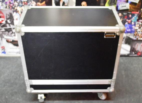 Hard Case Somcase P/ Amplificador - Trocas - Loja