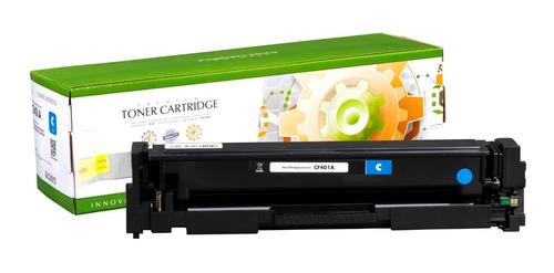 Cartucho Toner Hp Cf401a Alternativo Static Control Cyan