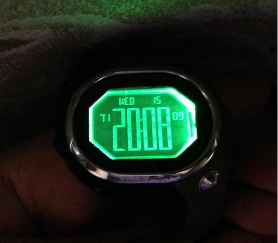 Relógio Nike Unissex Digital Multifunções U04699 Webclock