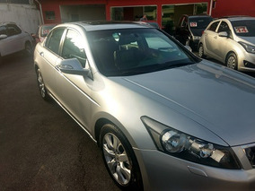 Honda Accord Ex 3.5v6 2009 Blindado N3 Ex.estado 76mkms