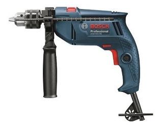 Herramienta Bosch Kit Taladro 13 Mm Gsb 550w Re