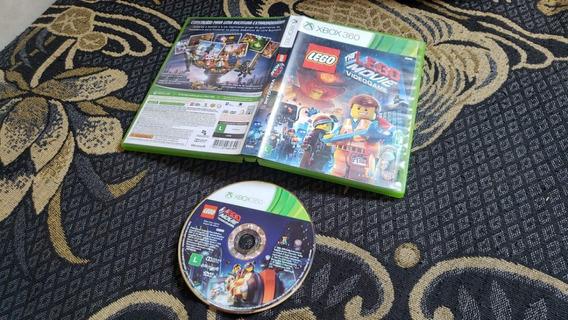 The Lego Movie Original Para O Xbox 360 V54
