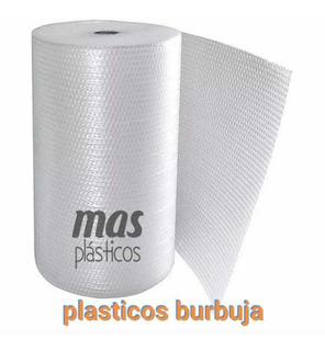 Rollo De Plástico Burbuja