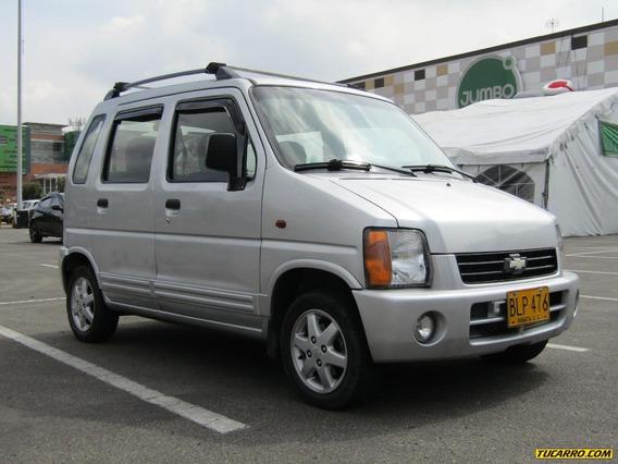 Chevrolet Wagon R Mt 1200 Aa