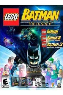 Lego Batman Trilogy Steam Pc Cd Key