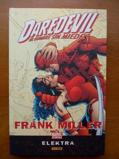 Daredevil. Elektra. Frank Miller, Editorial Panini