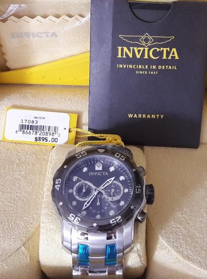 Relogio Invicta Pro Diver 17083 Masculino