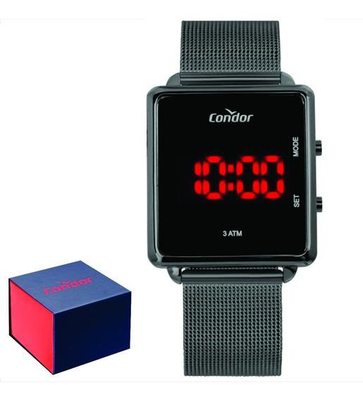 Relógio Condor Feminino Original C/garantia Nf Cojhs31bac/4c
