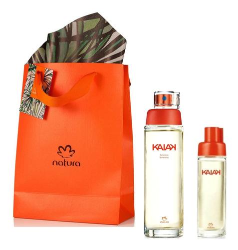 Perfume Kaiak Clasico + Mini Natura - mL a $313