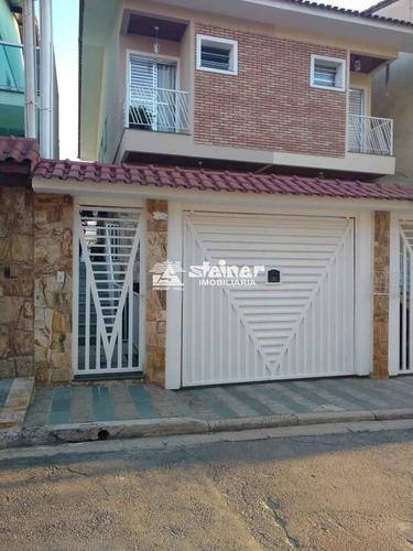 Imagem 1 de 18 de Venda Sobrado 4 Dormitórios Vila Rosália Guarulhos R$ 770.000,00 - 34642v