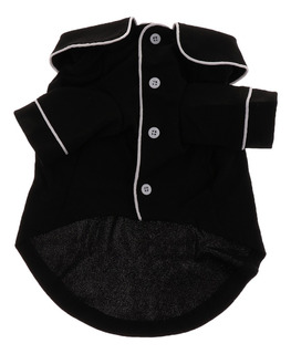 Camiseta Formal Estilo Británico Abrigo Gato Chaqueta Ropa