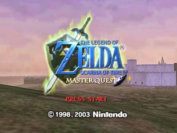 The Legend Of Zelda Ocarina Of Time Para Pc / Computador