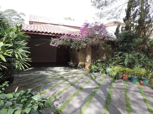 Casa Com 3 Dormitórios À Venda, 250 M² Por R$ 1.400.000,00 - Granja Viana - Cotia/sp - Ca11890