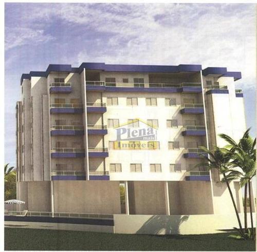 Imagem 1 de 6 de Apartamento Residencial À Venda, Perequê-açu, Ubatuba. - Ap0875