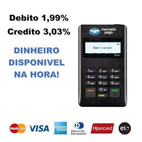 Leitor De Cartão De Crédito E Débito