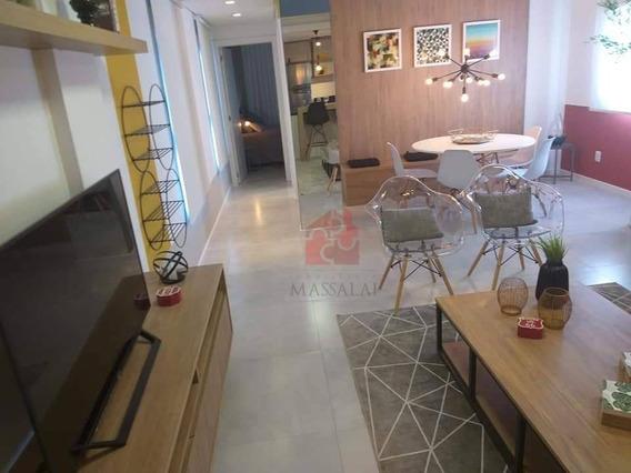 Apartamento De 1 Dormitório, 1 Vaga De Garagem - Nossa Senhora Das Graças - Canoas - Ap2369
