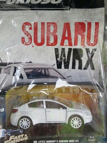 Coleccion Rapido Y Furioso. Subaru Wrx