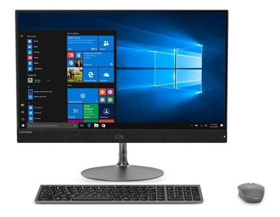 All In One Lenovo I5 8gb 2tb Ideacentre 730s Aio 24 Touch