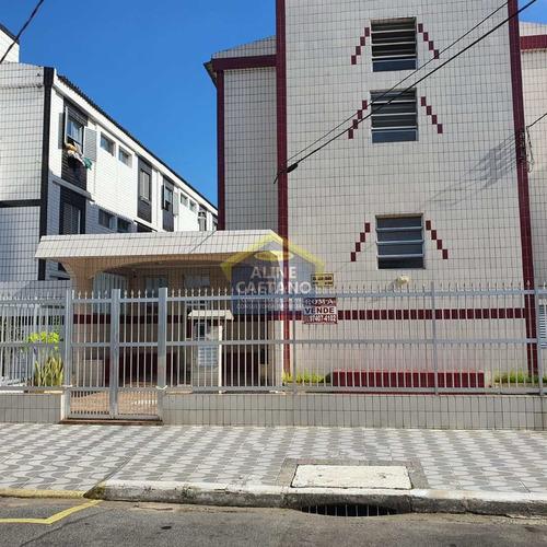 Kitnet Com 1 Dorm, Ocian, Praia Grande - R$ 70 Mil, Cod: Cla025 - Vcla025
