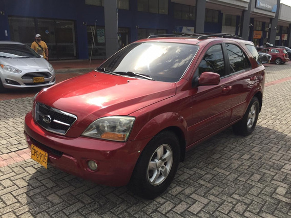 Kia Sorento Ex 2.5 At 2007 4x4
