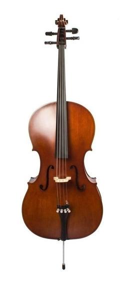 Violoncello 4/4 Stradella Mc601244 + Funda Y Arco