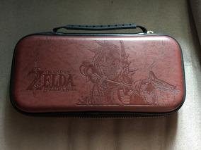 Case Nintendo Switch Legend Of Zelda