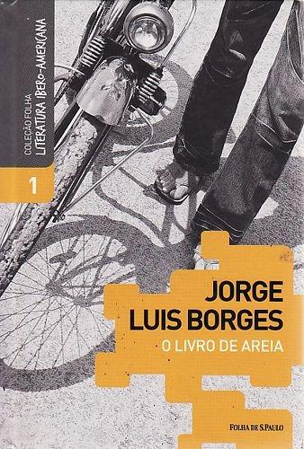Livro De Areia, O (folha) Borges, Jorge Luis