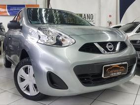 Nissan March 1.0 S 12v (flex)