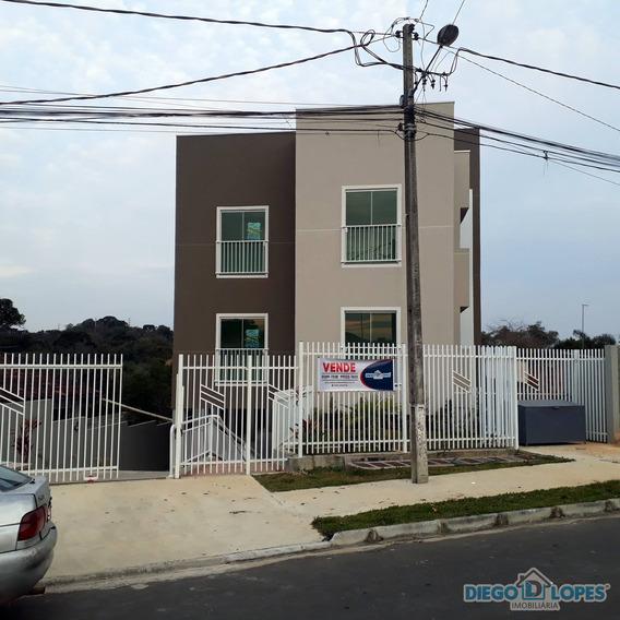 Apartamento Em Eucaliptos - Fazenda Rio Grande - 148