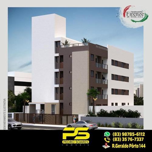 (oportunidade) Apartamento No Jardim Oceania Com 51,04m² - Ap2024