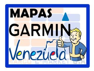 Mapas Gps Garmin Venezuela Actualizado 2019 + Poi - Digital