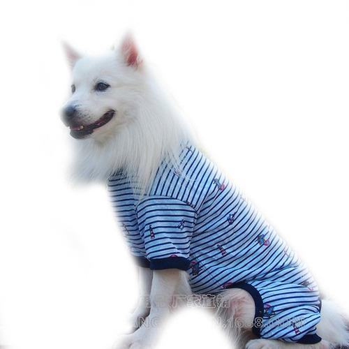Fladorepet Tira Grande Perro Labrador Jumpsuit Hoodie Rop