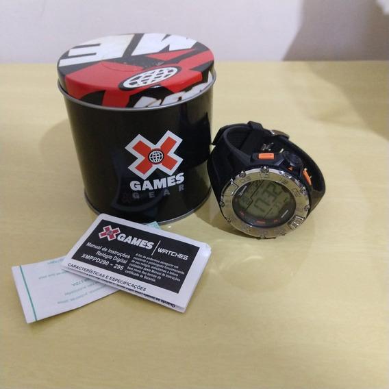 Relógio X-games Preto