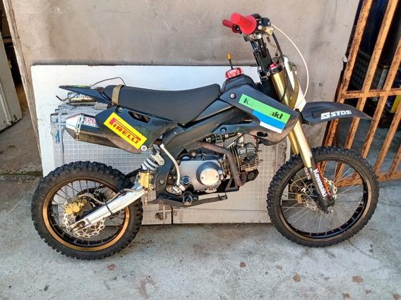 Dirty Bike 125cc Lifan