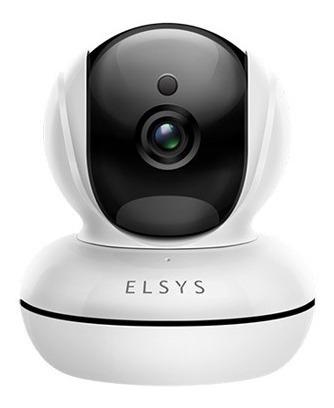 Camera De Segurança Wifi Hd Com Infra-vermelho Elsys