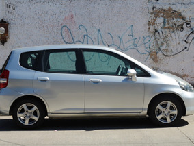 Honda Fit 2007 5p Automatico