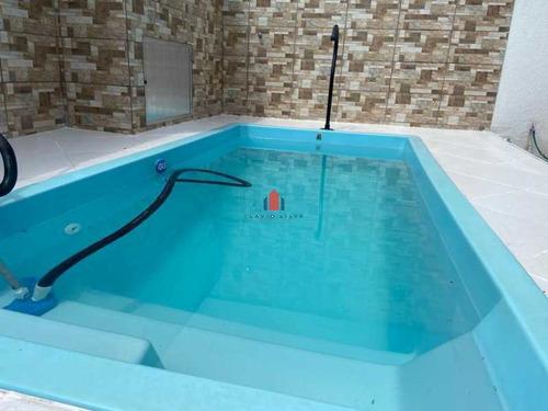 Casa Em Condomínio-à Venda-vargem Pequena-rio De Janeiro - Vgcn40087