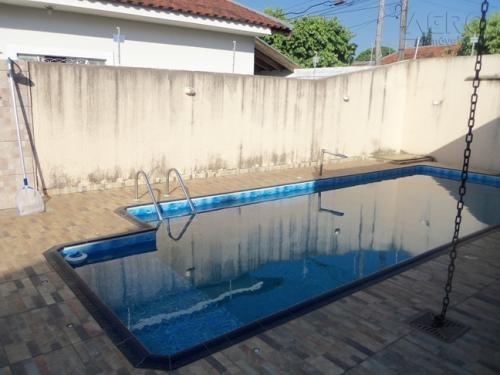 Casa Residencial À Venda, Vila Industrial, Bauru - Ca0653. - Ca0653