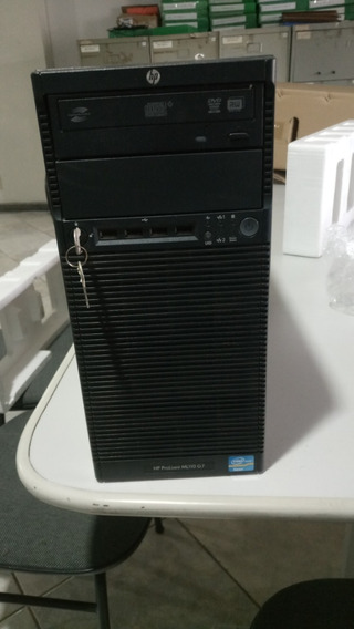 Servidor Hp Proliant Ml110 G7