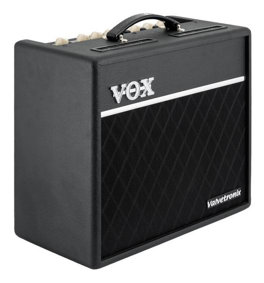 Amplificador Vox Vt40 + Footswitch Guitarra Efectos Ver Foto