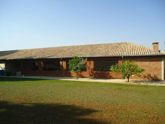 Chácara Residencial À Venda, Santa Inês, Itu. - Ch0008