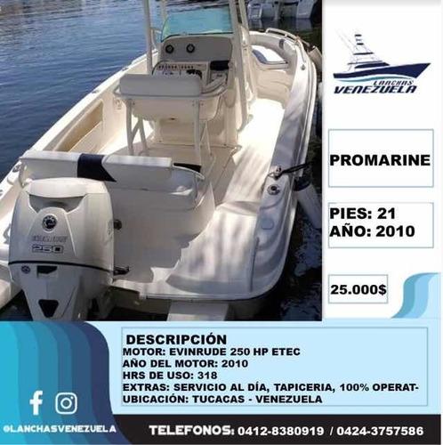 Lancha Promarine Lv122
