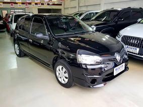 Renault Clio Expression 1.0 16v Hi-flex 4p 2014