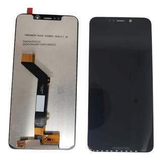 Tela Frontal Display Motorola Moto One Original