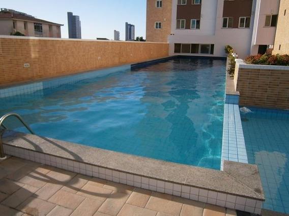 Apartamento Em Praia De Iracema, Fortaleza/ce De 87m² 3 Quartos À Venda Por R$ 562.000,00 - Ap331007