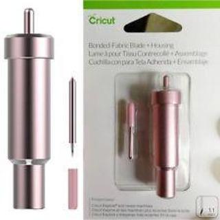 Cricut - Suporte E Lâmina Para Cortar Tecido Adesivado Nas M